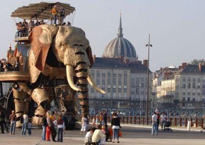 Nantes, la cité des Ducs